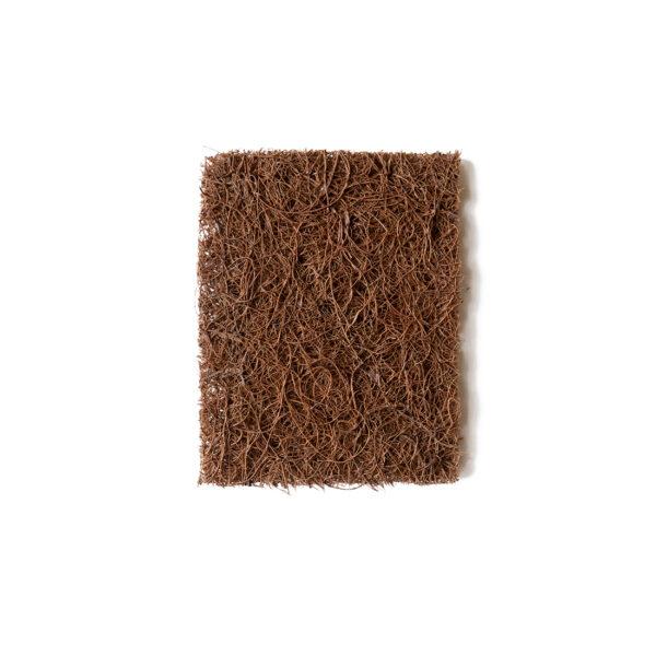 Kokoso pluošto kempinėlė, kvadratinė